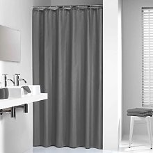 Sealskin Shower Curtain Madeira 120 cm Grey