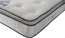 Sealy 1400 Pocket Sprung Pillowtop Memory Kingsize