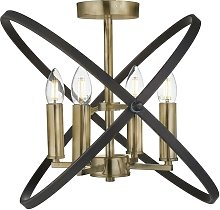 Searchlight Lighting - Searchlight Hoopla - 4