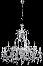 Searchlight Marie Therese - 18 Light Crystal