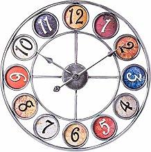 Searchyou - 60CM Large Wall Clock (Type E)