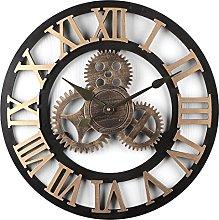 Searchyou - Large Wall Clock, 50CM/20Inch XL Big