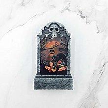 Seasonal decorations Retro simulation tombstone