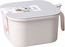 Seasoning Box 4 Compartments Spice Jar Condiment