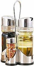 Seasoning Box Kitchen Seasoning Bottle Set