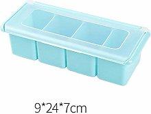 Seasoning Box Set, Plastic Kitchen Condiment Cruet