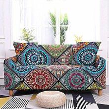 Seater Covers Sofa Decor Elastic Sofa Cover For