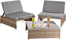 Seating set Garden furniture Seating group Lounge