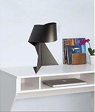 Sebasty LED Origami Black White Iron Personality