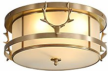 Sebasty Nordic Bedroom Ceiling Lamp Personality