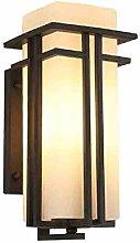 Sebasty wall lamp light LED Outdoor Wall Lamp
