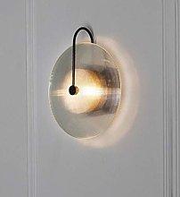 Sebasty wall lamp light Postmodern Creative Glass