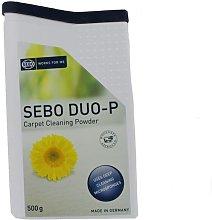Sebo Duo P Clean Box Carpet Cleaning Powder