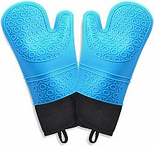 Secator Long Professional Silicone Oven Mitt, Heat