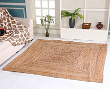 Second Nature Online DHAKA Large Braided Square