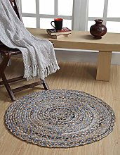 Second Nature Online Jeannie Small Braided Jute &