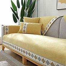 Sectional Sofa slipcover,Fabric couch slipcover,