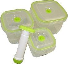 Securefix Direct - Vacuum Food Storage Containers