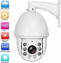 Security Camera, Aluminum Alloy DC12V/3A 5-90mm
