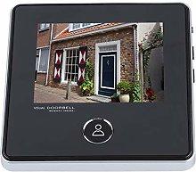 Security Door Camera, Doorbell Pratical 3MP 120°