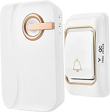 Security Doorbell, 4 Gears Battery-Operated