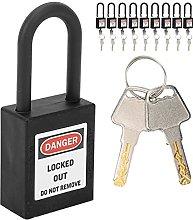 Security Padlock, Impact Resistant High Strength