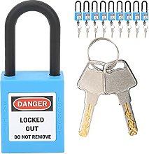 Security Padlock, Writing Label High Strength