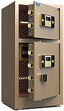 Security Safe Box Digital Double Door Safe