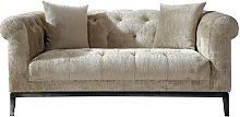 Sedgefield 2 Seater Chesterfield Sofa Rosalind