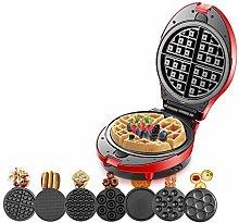 SEESEE.U Electric Waffles Maker,Waffle Maker