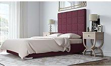 Segars Upholstered Bed Frame Mercury Row Size:
