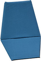 Sego Pliable seat - / Rug by Cacoon Blue