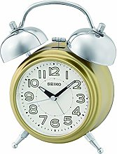 Seiko Alarm Clock, Gold, Standard