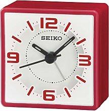 Seiko Alarm Clock, red, Standard