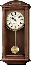Seiko Alder Dual Chime Pendulum Wall Clock