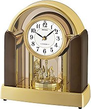 Seiko Melody Mantel Clock with Marble Stone Case