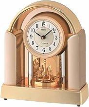 Seiko Musical Mantel Clock with Pendulum