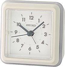 Seiko QHE182W Alarm Clock