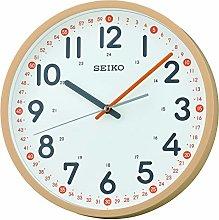 Seiko QXA712Y Silent Sweep Hand Wall Clock