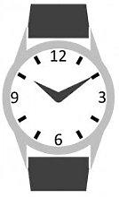 Seiko QXA776B Wall Clock
