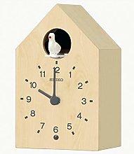 Seiko QXH070A Cuckoo Wooden Wall Clock