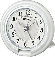 Seiko Travel Alarm Clock with Screen Press