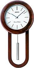 Seiko Wall Clock, Analogue, (QXH057B)