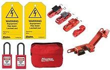 SELECKIT Electrical Lockout / Tagout Kit - Master