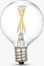 Seletti 1W E12 LED Decorative Filament Light Bulb