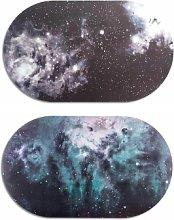 Seletti - X DIESEL Table Mat - Set of 2 - universe