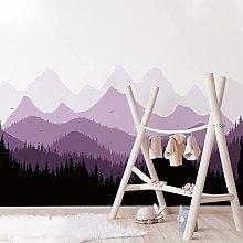 Self Adhesive Fabric Wallpaper, Stick on Wall