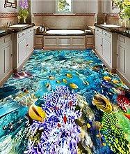 Self-Adhesive Floor Wallpaper 3D HD Fantasy