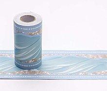 Self-Adhesive Wallpaper Border Peel and Stick Wall