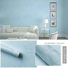 Self Adhesive Wallpaper Child Blue Contact Paper